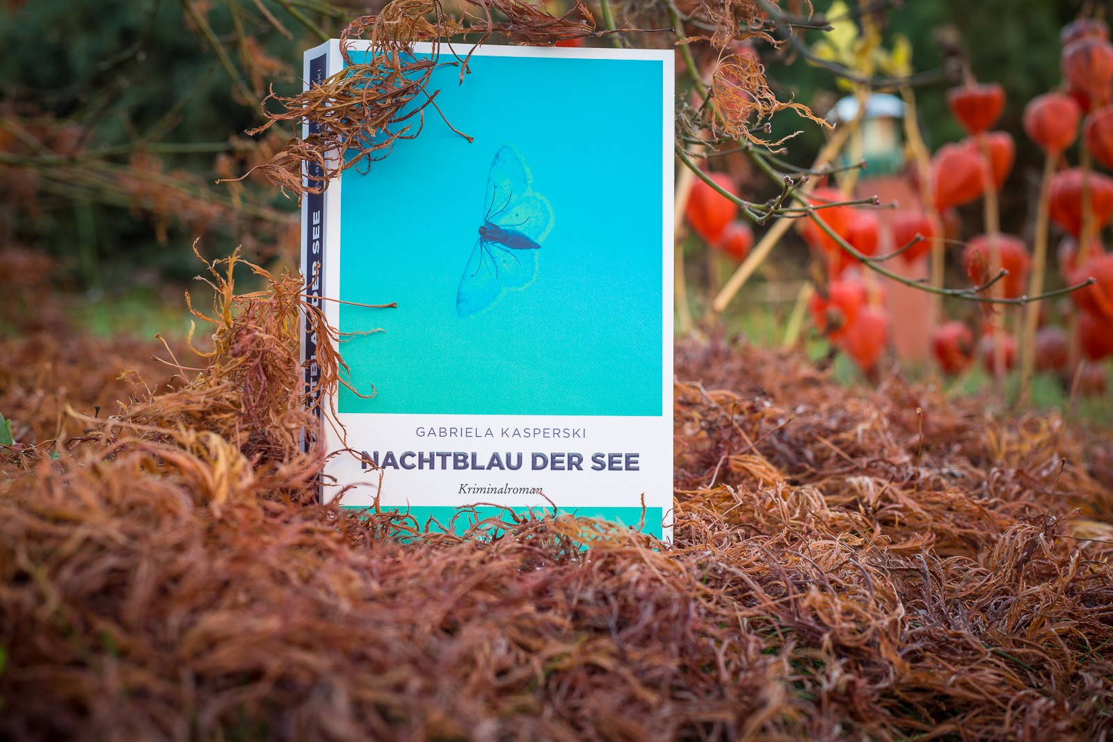 Nachtblau der See - Gabriela Kasperki