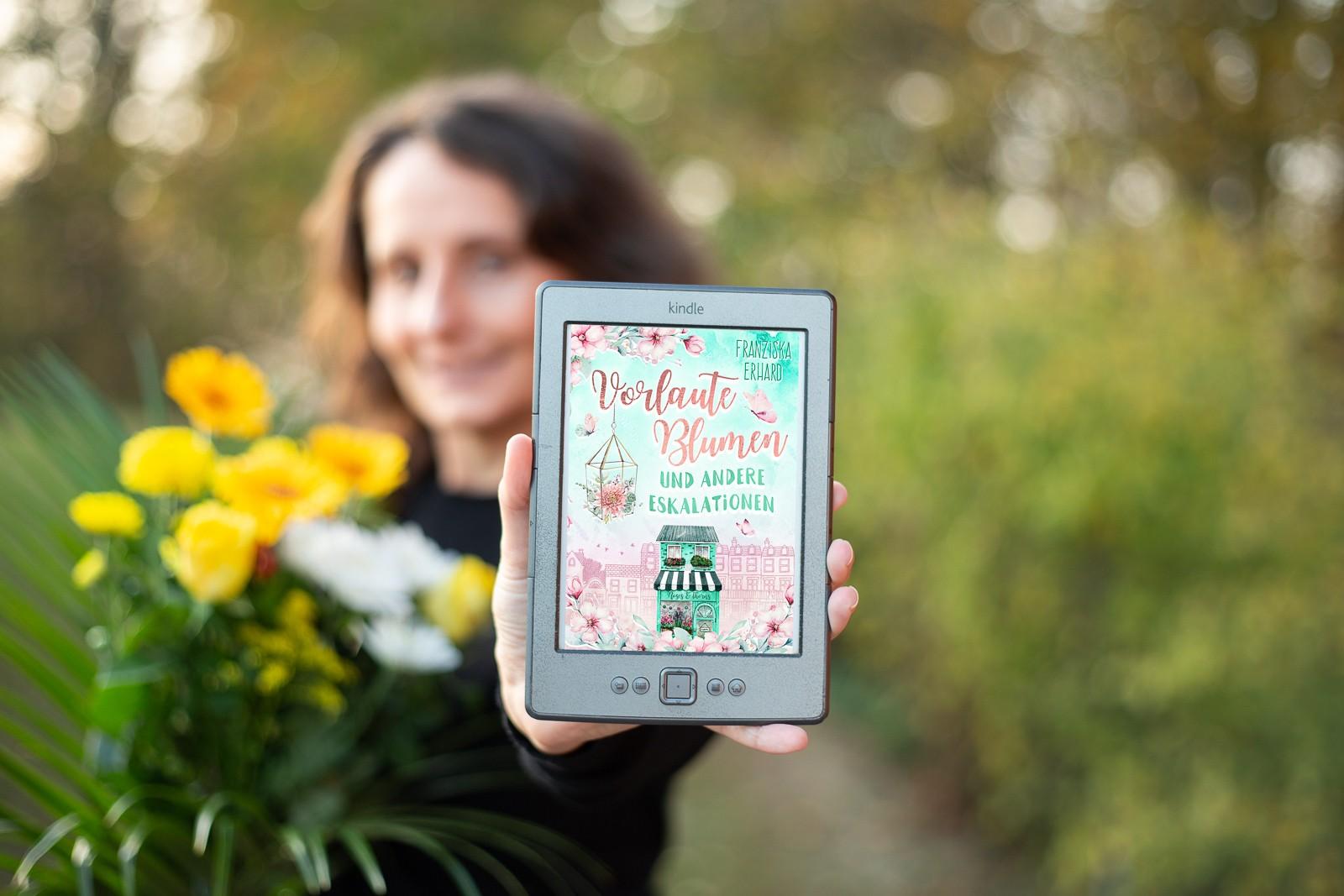 Vorlaut Blumen andere Eskalation - Franziska Erhard
