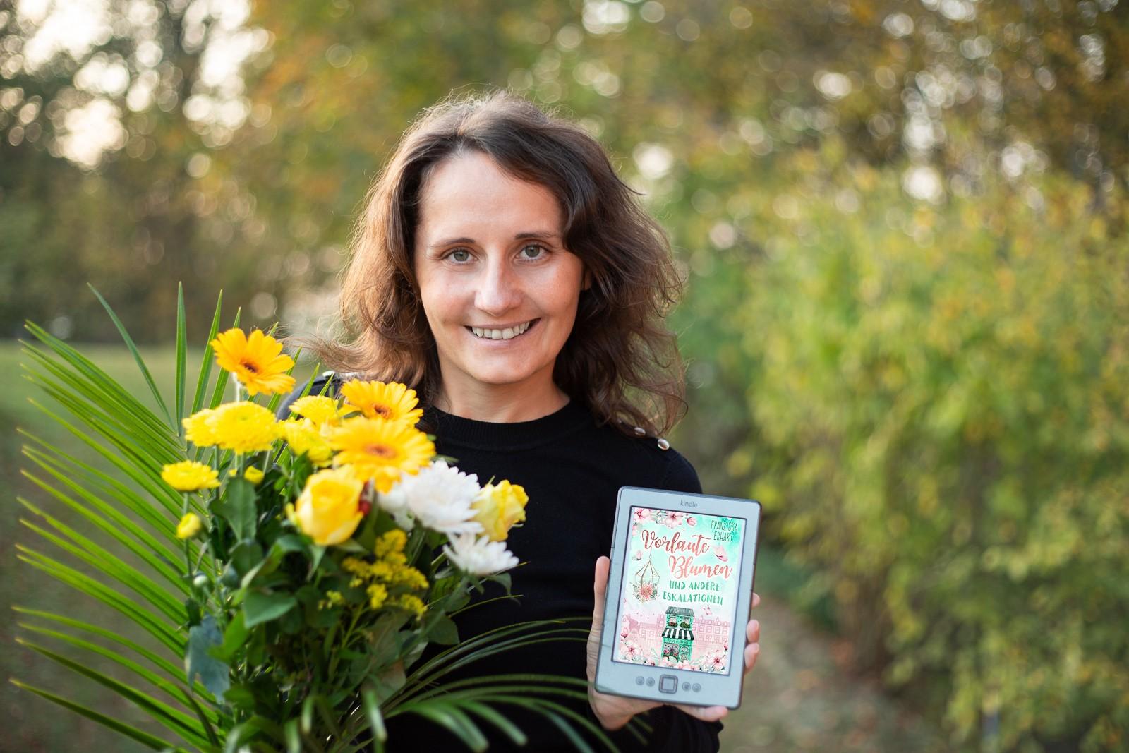 Vorlaute Blumen und andere Eskalationen - Franziska Erhard