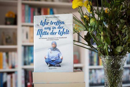 Wir treffen uns in der Mitte der Welt – Menerva Hammad