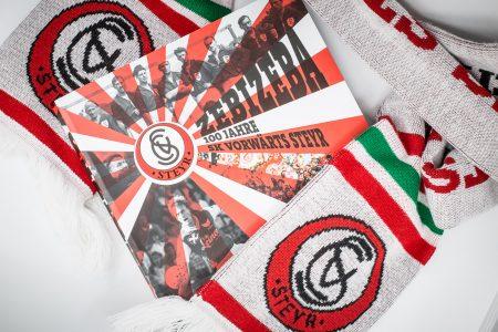 Zebizeba – 100 Jahre SK Vorwärts Steyr