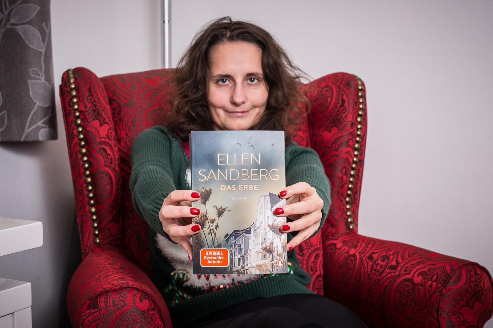 Das Erbe - Ellen Sandberg