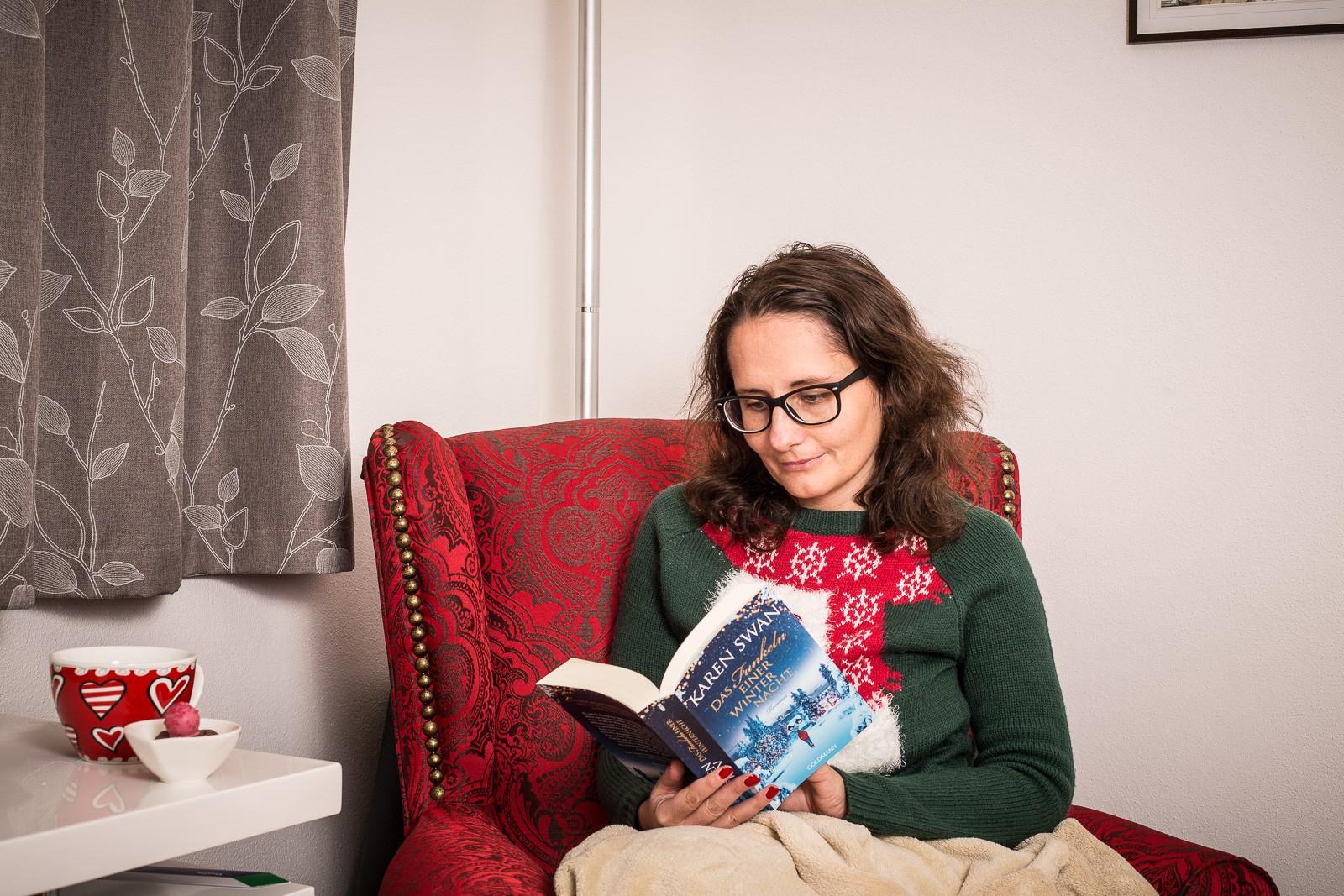 Das Funkeln einer Winternacht - Karen Swan