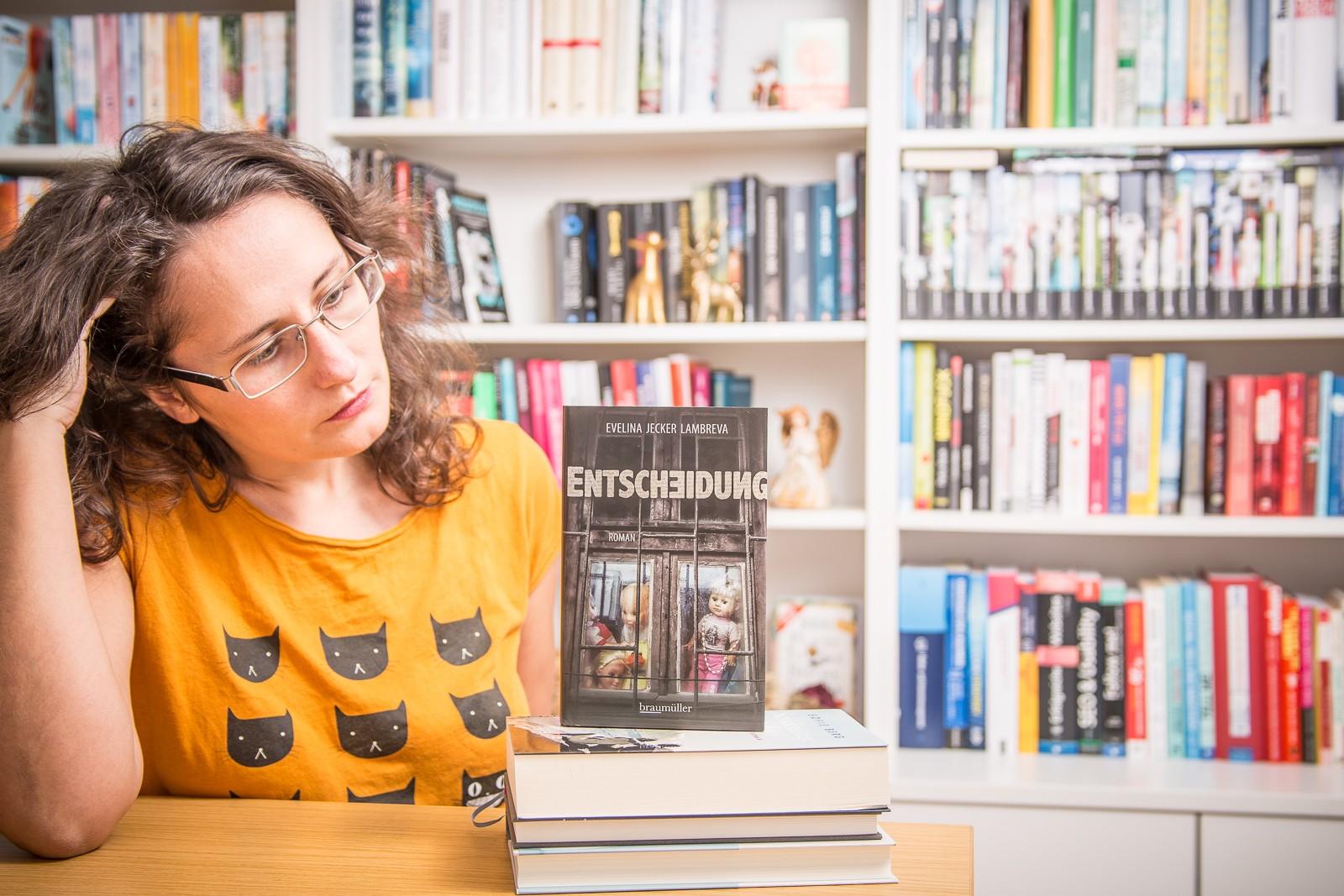 Entscheidung - Evelina Jecker-Lambreva