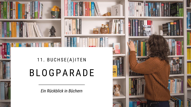 Buchs(a)iten Blogparade