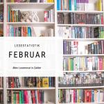 Lesemonat Februar in Zahlen