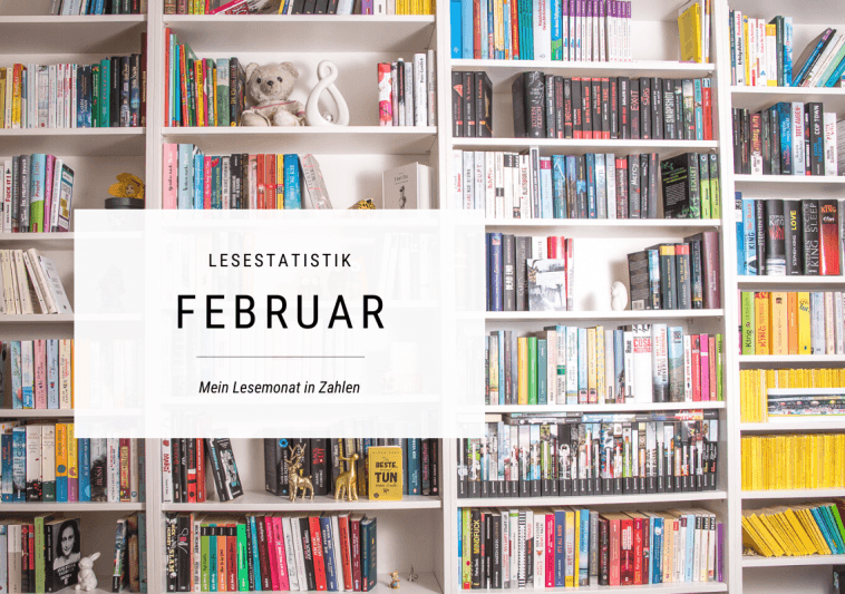 Lesemonat Februar 2020