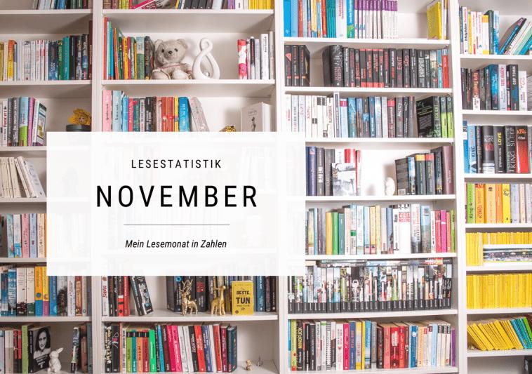 Lesestatistik November