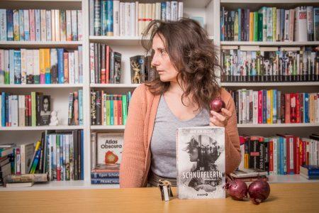 Die Schnüfflerin – Anne von Vaszary