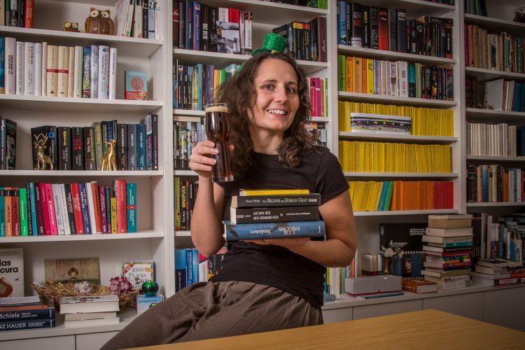 St. Patrick's Day mit irischer Literatur