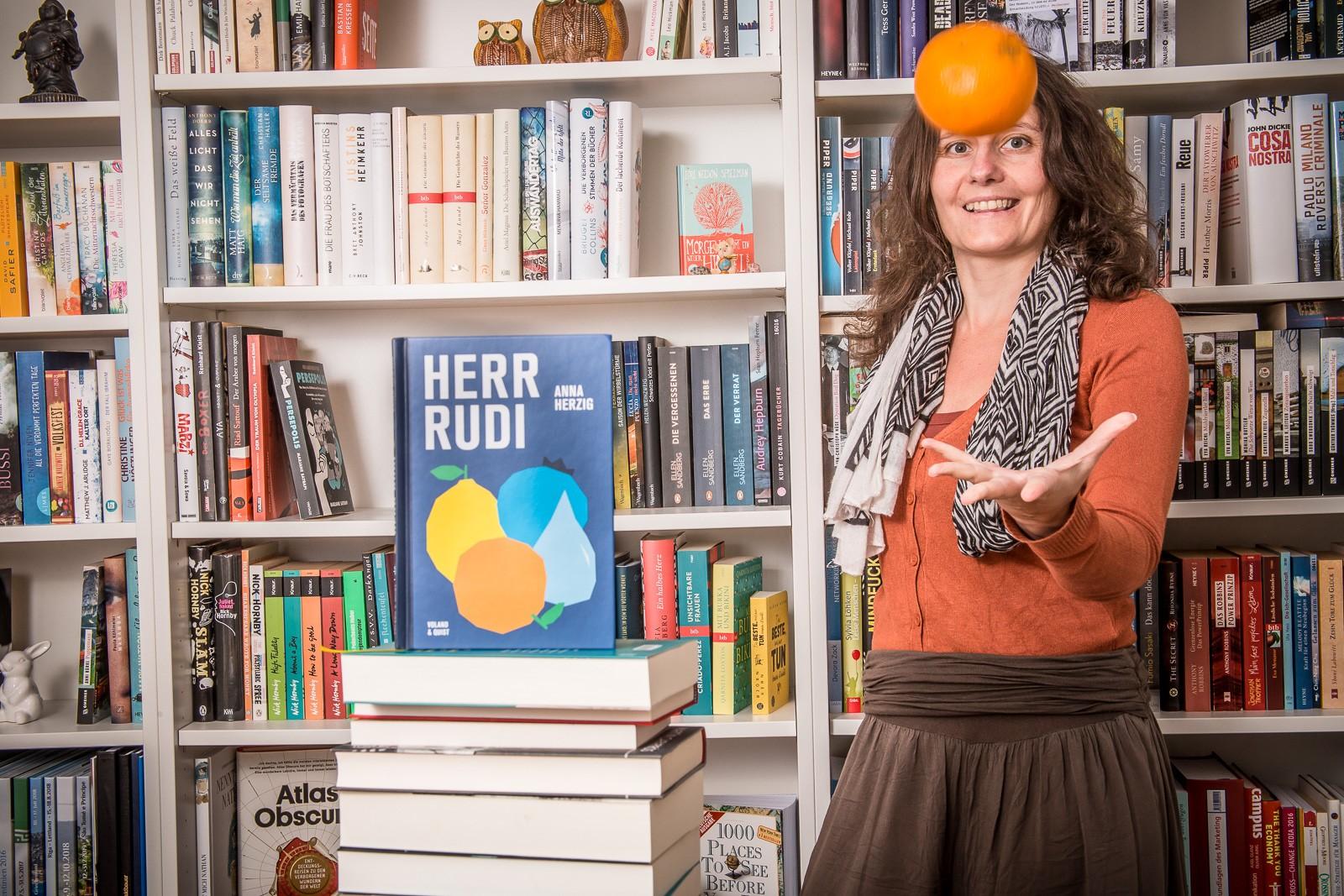 Herr Rudi - Anna Herzig
