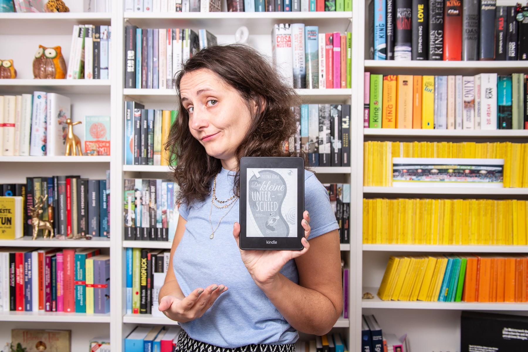 Der kleine Unterschied - Paloma Ainsa