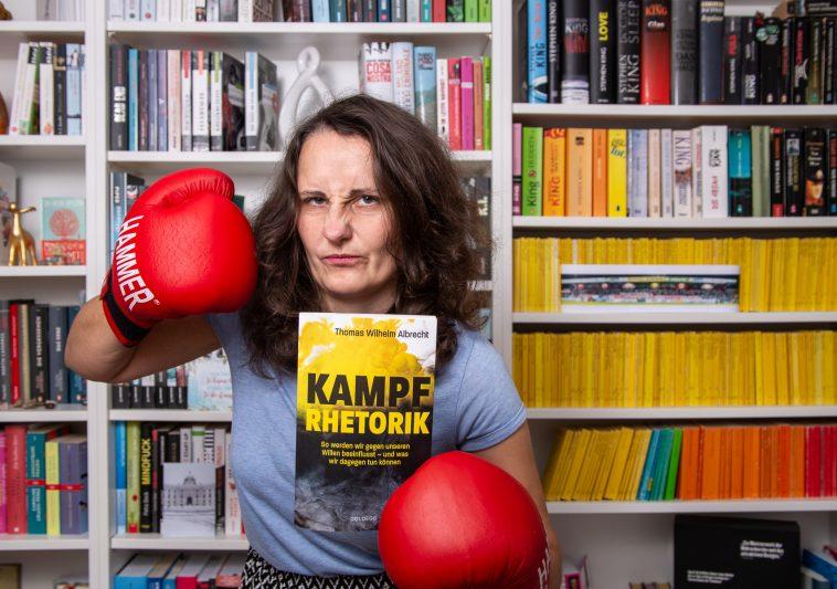 Kampfrhetorik - Thomas Wilhelm Albrecht