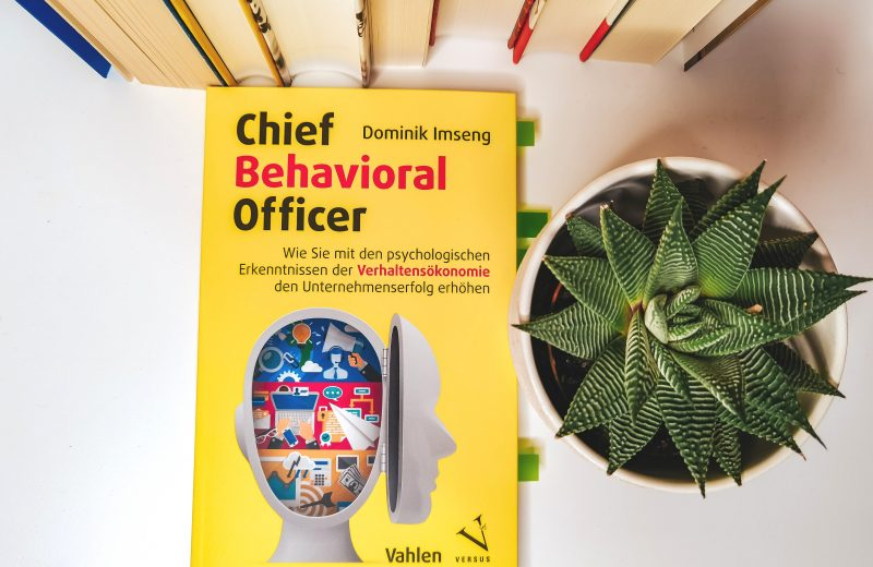 Chief Bahavioral Officer